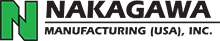 Nakagawa Manufacturing USA, Inc. 徽标