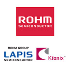 Image of ROHM Semiconductor logo
