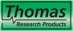 Thomas Research Products 徽标的图片