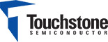 Touchstone Semiconductor 徽标的图片